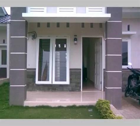 gambar desain rumah sederhana lantai minimalis contoh sur