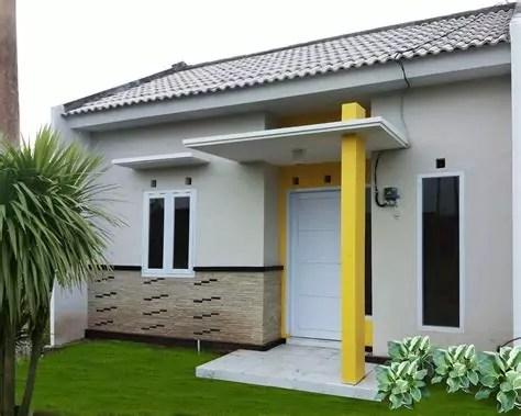 model tiang teras rumah minimalis ndik home