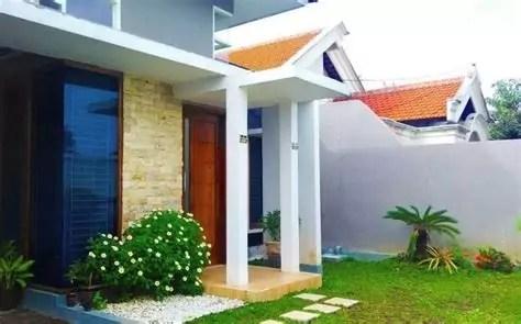 contoh model teras rumah minimalis sederhana modern