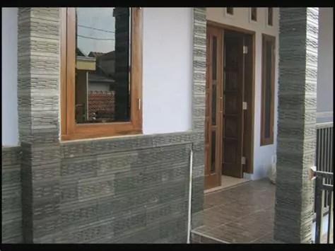 desain rumah minimalis batu alam desain rumah