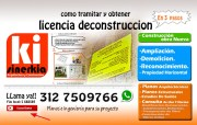 ¿Remodelar? Licencias de construcción ampliación, modificación, adecuación, reforzamiento,evite multas