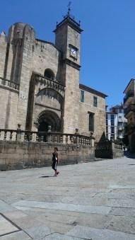 Orense, catedral