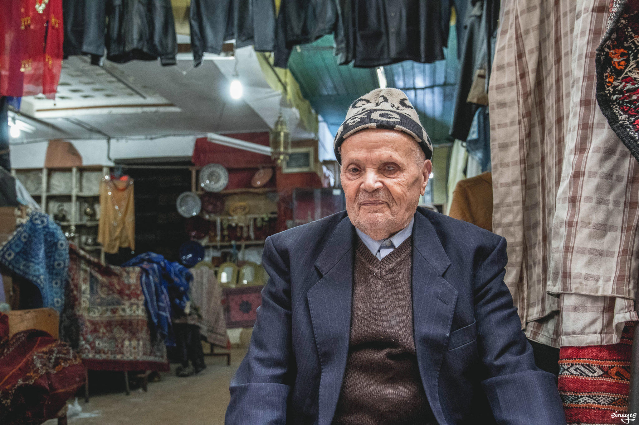 Hassan - Tanger, Maroc by sineyes