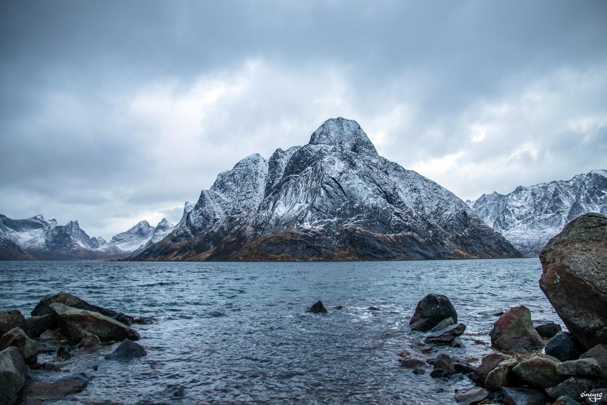 Reine - Iles Lofoten, Norvège