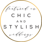 Sinfonia Wedding, featured on chic and stylish weddings