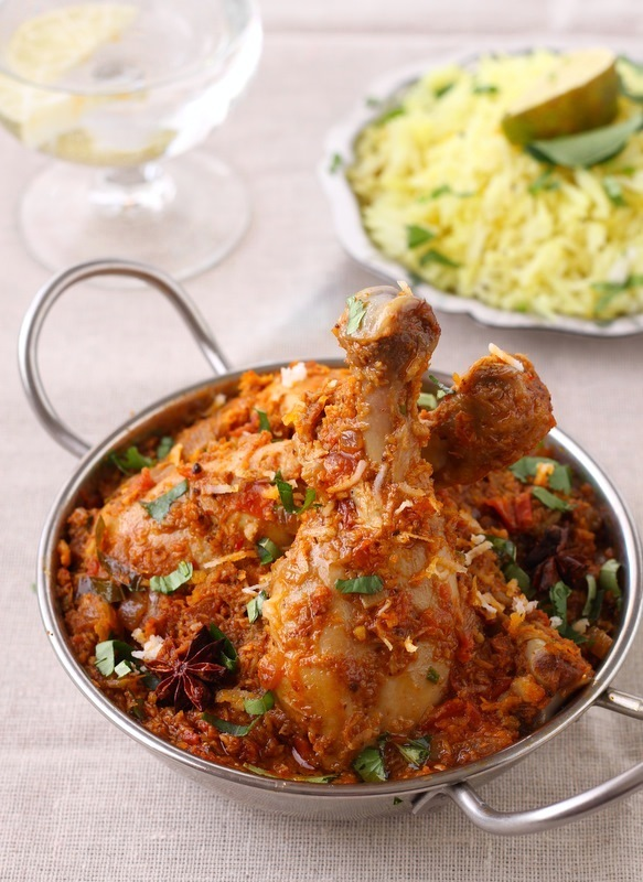 Sinfully Spicy - Chettinad Chicken