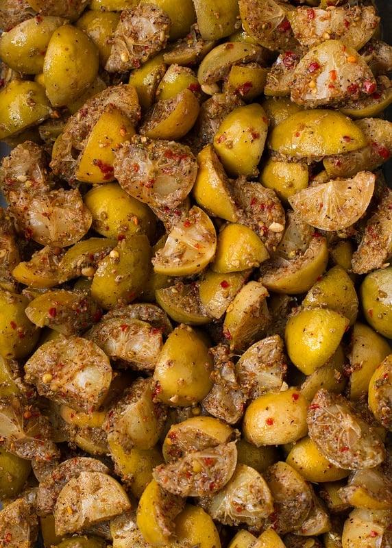 Nimbu Ka Achar, Indian Lime Pickle, Sinfully Spicy