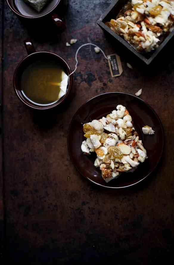 Sinfully Spicy - Mewa Chikki, Nut & Seed Brittle 02 (Gluten-Grain free)