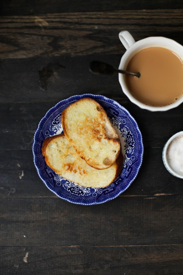 Ghee Toast