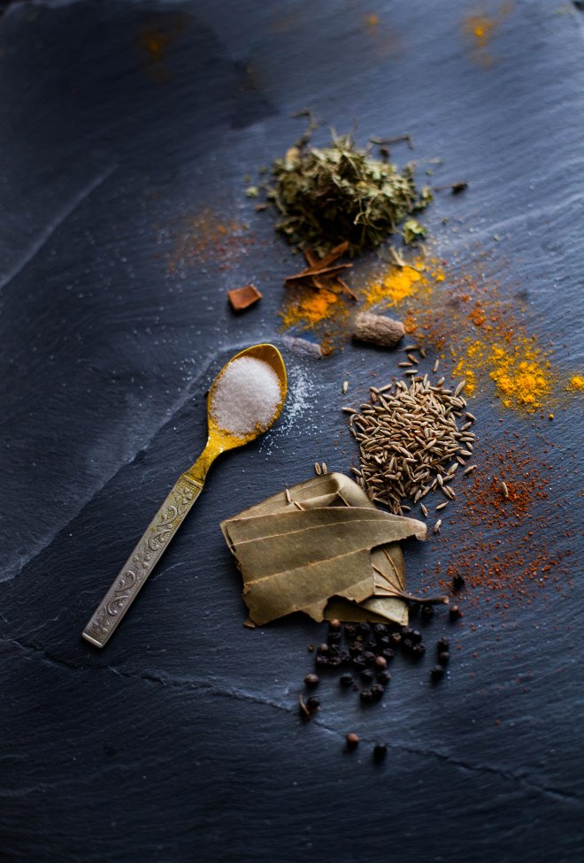 Sinfully Spicy : Spices