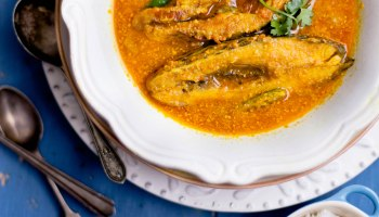 Sinfully Spicy ; Fish in a Light Mustard Sauce #indianfood #seafood #curry