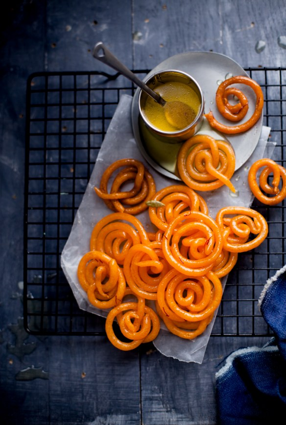 Sinfully Spicy: Jalebi #indian