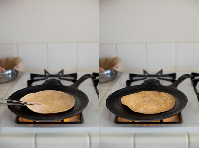 Sinfully Spicy -Step by Step Making Roti-16