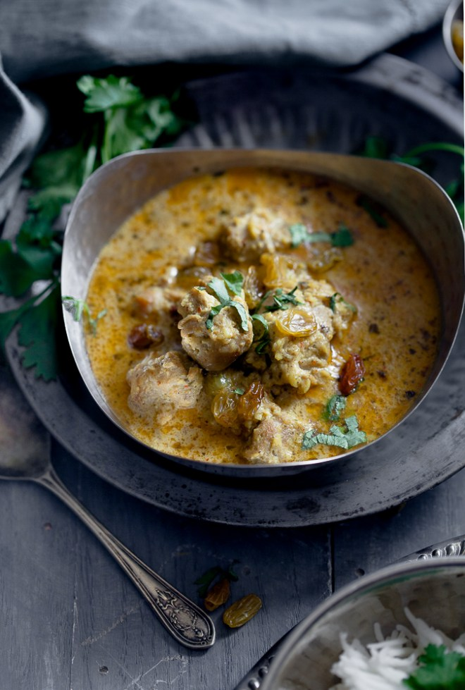 Sinfully Spicy - Murgh Korma (Chicken in Cashewnut & Cream Sauce) #indianfood
