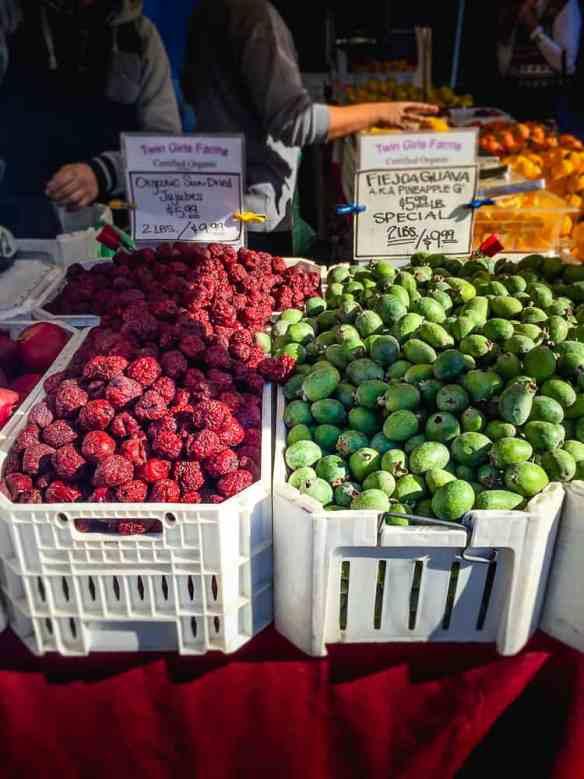 San Francisco Ferry Building Farmers Market