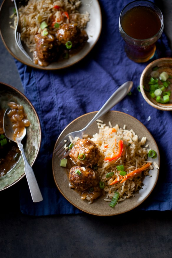 Sinfully Spicy - Vegetable Manchurian #indochinese