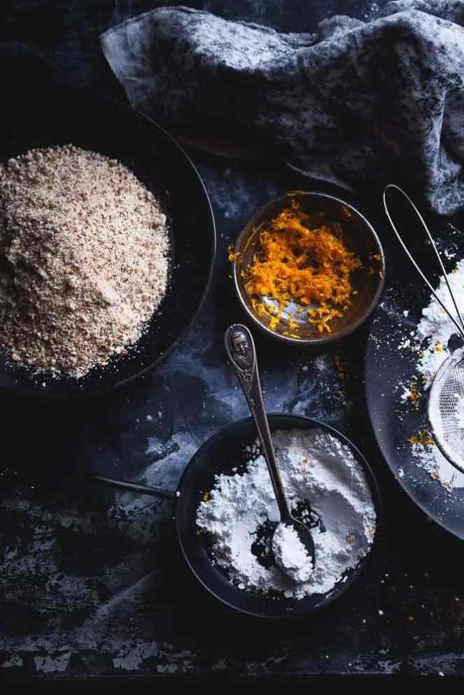 Sinfully Spicy : Orange flavored Cashew Almond Sweet Balls (peda) #glutenfree #vegan