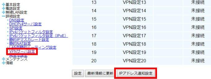 IP Mail Notification