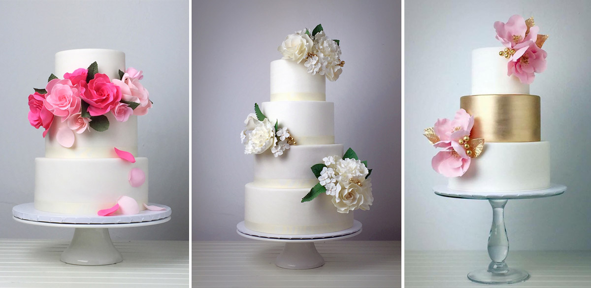 12 Places to Get Bespoke Wedding Cakes in Singapore 12 Places to Get Your Wedding Dessert Tables and Wedding Cakes in Singapore