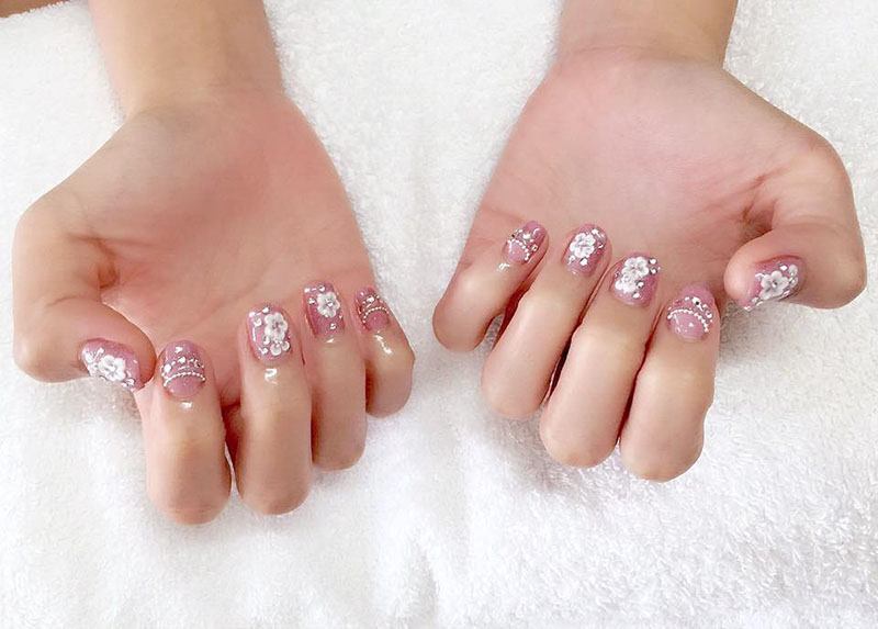 Services Clic And Gelish Manicures Pedicures Nail Art 3d Rates Gel Manicure For 25 Pedicure 33