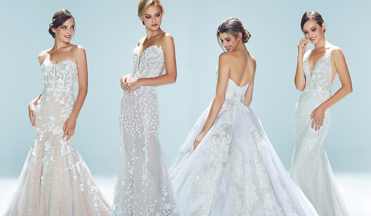 9 Gorgeous Fall/Winter 2019 Wedding Dress Trends You Have