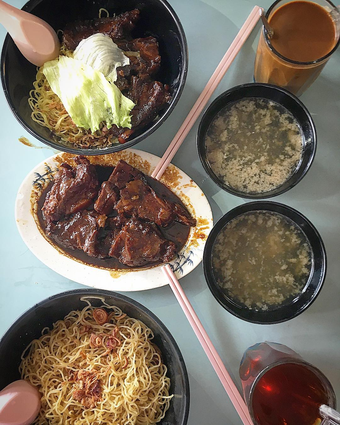 things to eat around Tampines