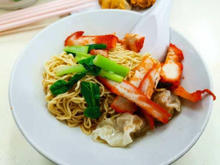 Fei Fei Wanton Mee Noodles 24 Hour