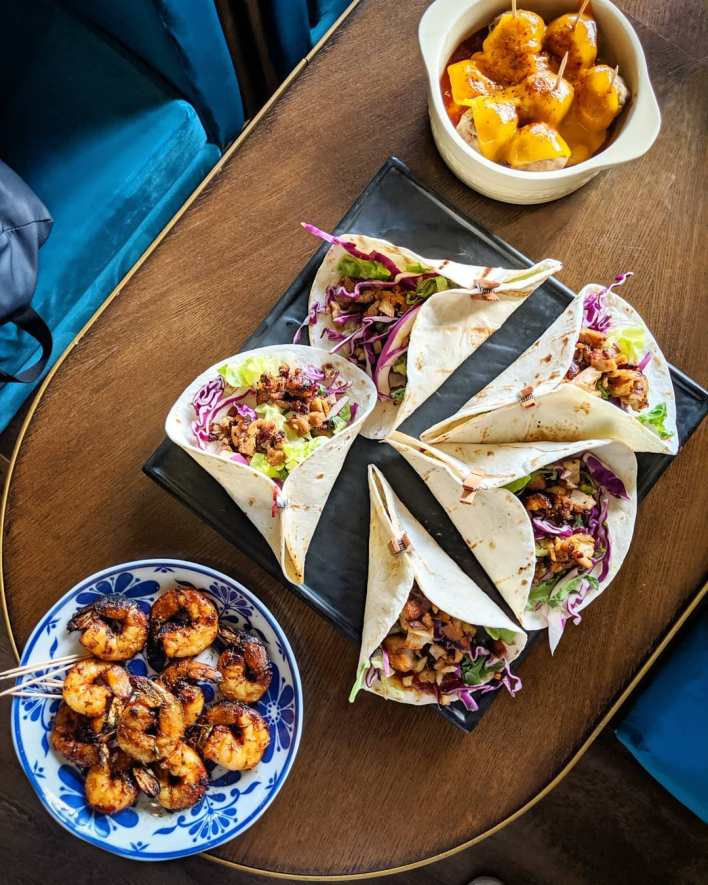 Wanderlost Lounge Halal Cafe Taco Singapore
