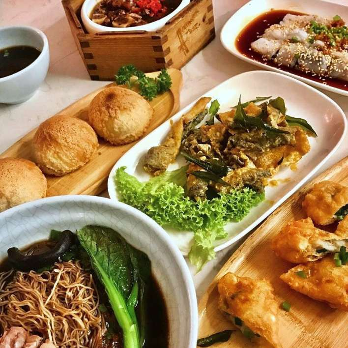 The Dim Sum Place Halal Eateries Restaurants Singapore Chinese