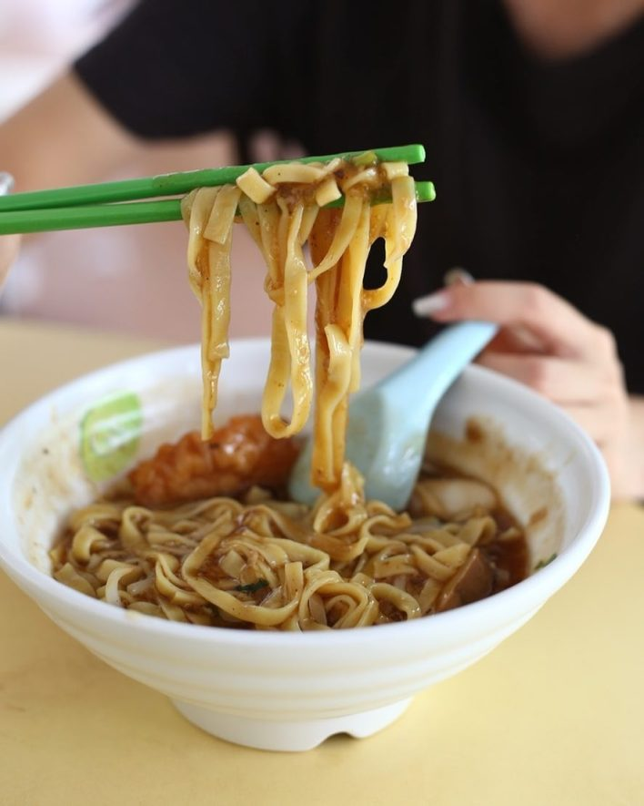 Lor Mee cheap meals