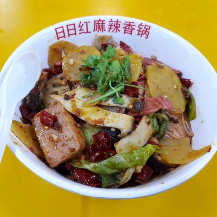Ri Ri Hong Mala Chinatown