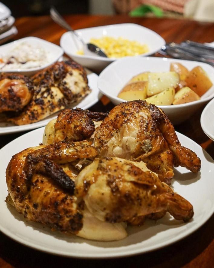 Kennedy Rogers Roasters Chicken halal Singapore