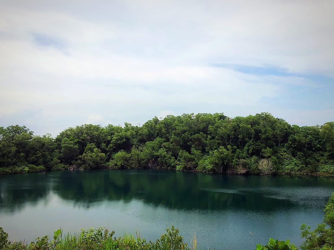 Pulau Ubin Quarries Insta Worthy insta-worthy
