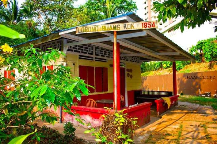 Kampong Loring Buangkok insta-worthy