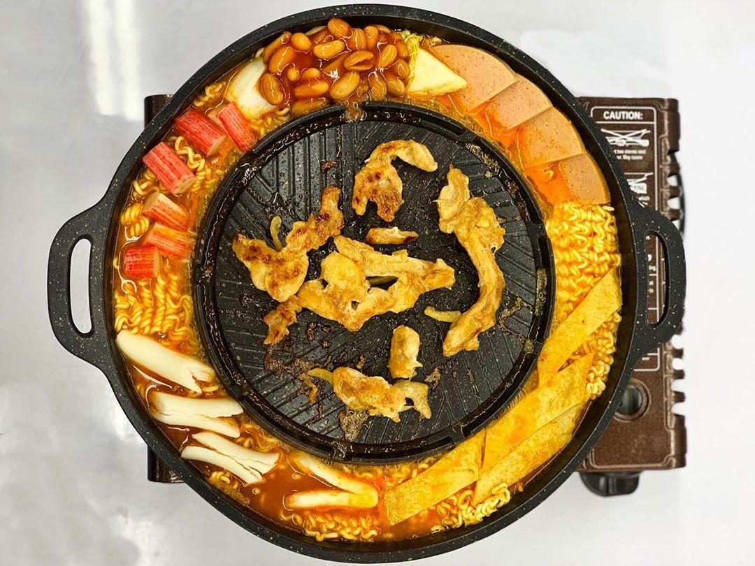 seoulid korean bbq new December eats