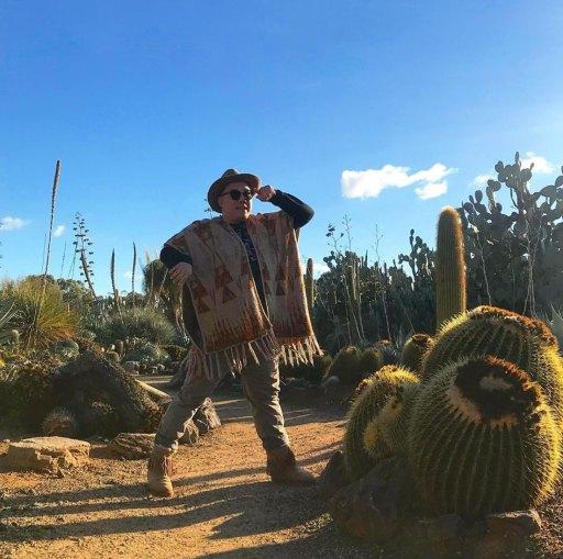 Nigel in Cactus County Victoria Australia