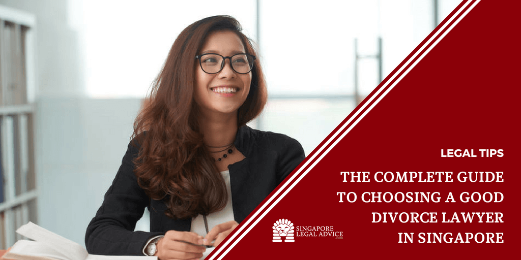 How To Get A Good Divorce Lawyer In Singapore