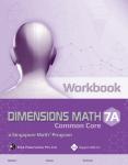Dimesnsions Workbook 7a