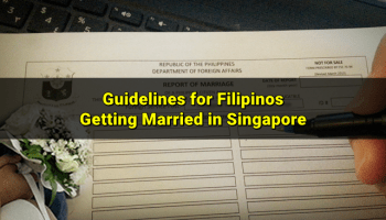 Services offered by singapore philippine embassy and overseas how to get married in singapore for filipinos stopboris Gallery