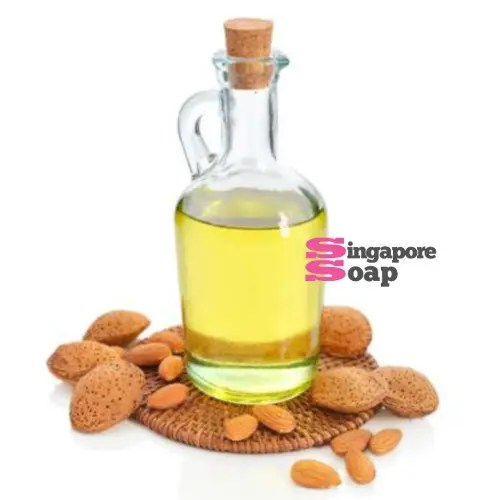 Sweet Almond Oil (100% Pure & Cold Pressed)