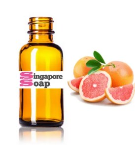 Pure Grapefruit Essential Oil