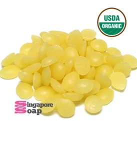 Beeswax Pellets (100% Pure & Certified Organic)
