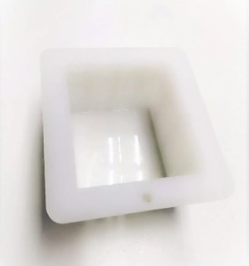 Silicone Soap Mold (530g)