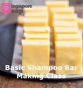 Basic Shampoo Bar Making Class Beginner