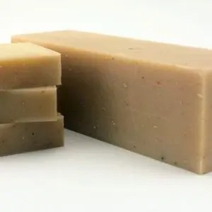 Manuka Honey Oatmeal Goat Milk Soap - Uncut Loaves