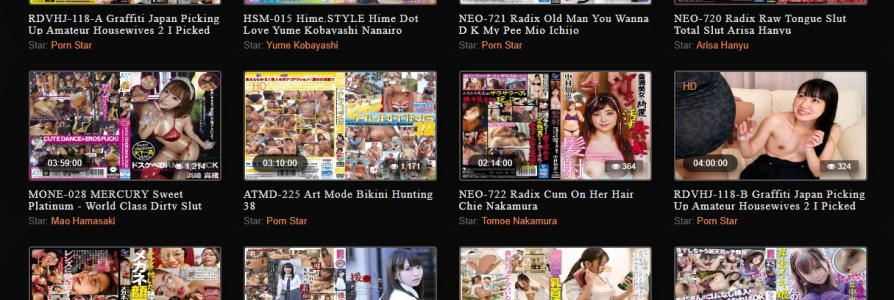 What are the best JAV sites in 2020?