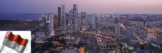 Distrito financiero Singapur