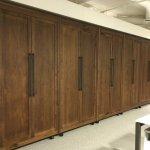 Temporary Walls Nyc Non Warping Patented Wooden Pivot Door Sliding Door And Eco Friendly Metal Cores