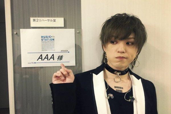 AAA 末吉秀太 好きなファッションや髪色を徹底解説!