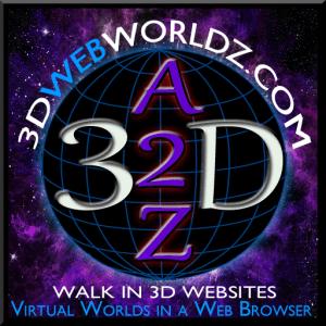 3DWebWorldz.com - Writing with the Crickets & Friends, 6pm PDT @ 3DWebWorldz